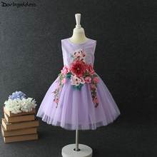 d905e6df6 Buy purple baby dress flower girls and get free shipping on ...