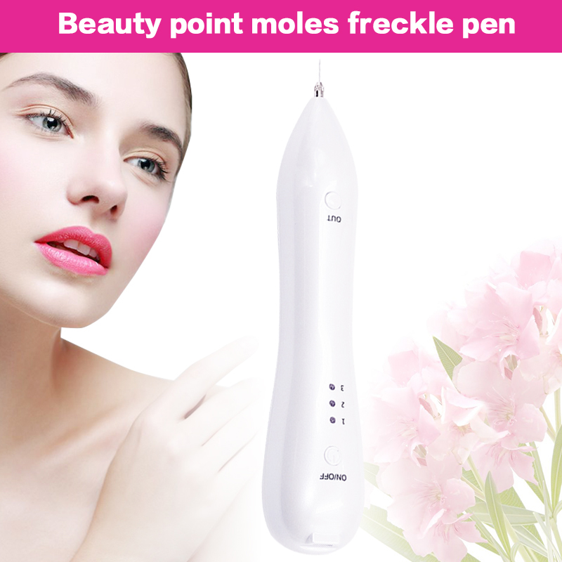 Painless Micro Spot Freckle Spot Pen Mole Remove Spots Speckle Nevus Beauty Equipment Portable Ionization Technology Skin Care