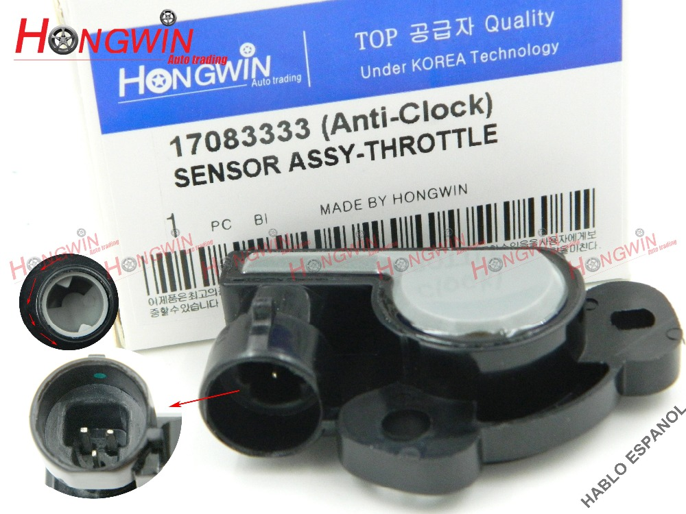 17083333 TPS Sensörü gaz kelebeği konum sensörü Honda Isuzu Acura Buick Chevrolet GMC Cadillac Pontiac Oldsmobile 5S5008, TH51