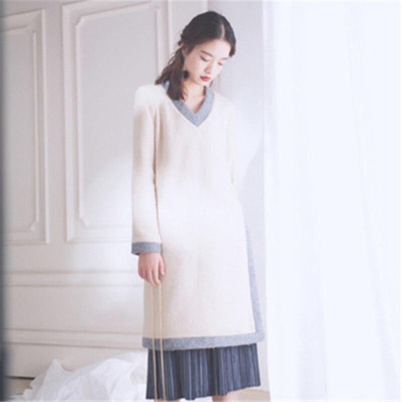 2018 hiver vêtements allaitement nouveau extérieur costume de gaz vieillissement micro graisse creux + jupe alimentation lait plus de velours costume