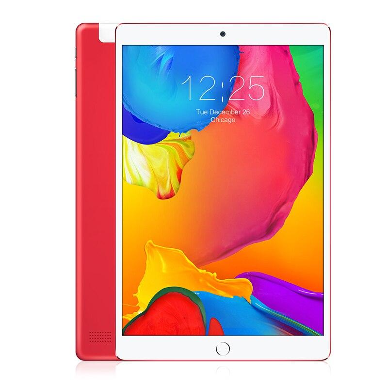 10.1 inch Tablet PC Android 7.0 3G Call Telefoon Octa Core 4GB RAM 64GB ROM Dual Sim-kaart WiFi Bluetooth Tabletten 10 10.1 + lnmbbs 3g 10 1 inch phone call tabletas pc android 7 0 2gb rom 16gb ram octa core dual sims gps bluetooth wifi dhl free laptop