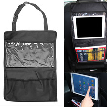Car Back Seat Organizer Bag & Multi-Pocket Travel Storage