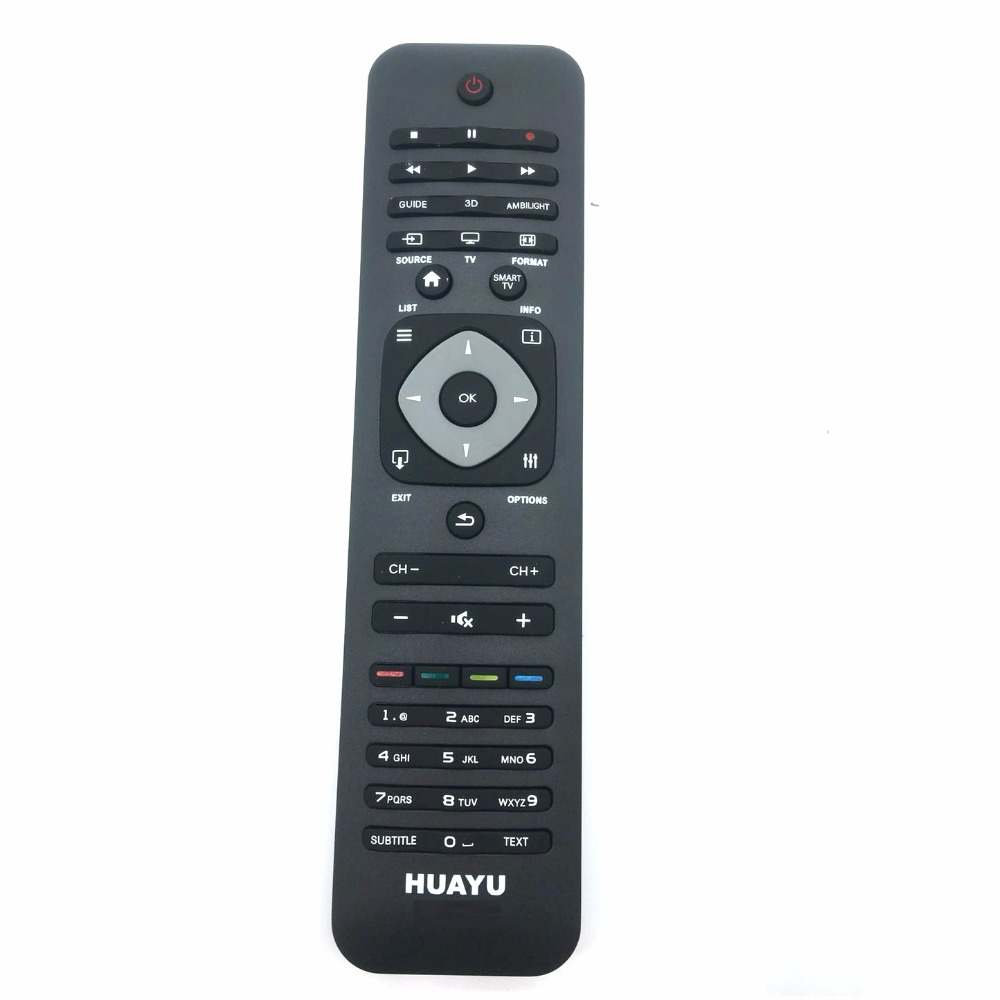 3D Smart TV Remote Control For PHILIPS 32PFL6007T/12 42PFL6057T/60 42PFL6057H/12 42PFL6057K/12