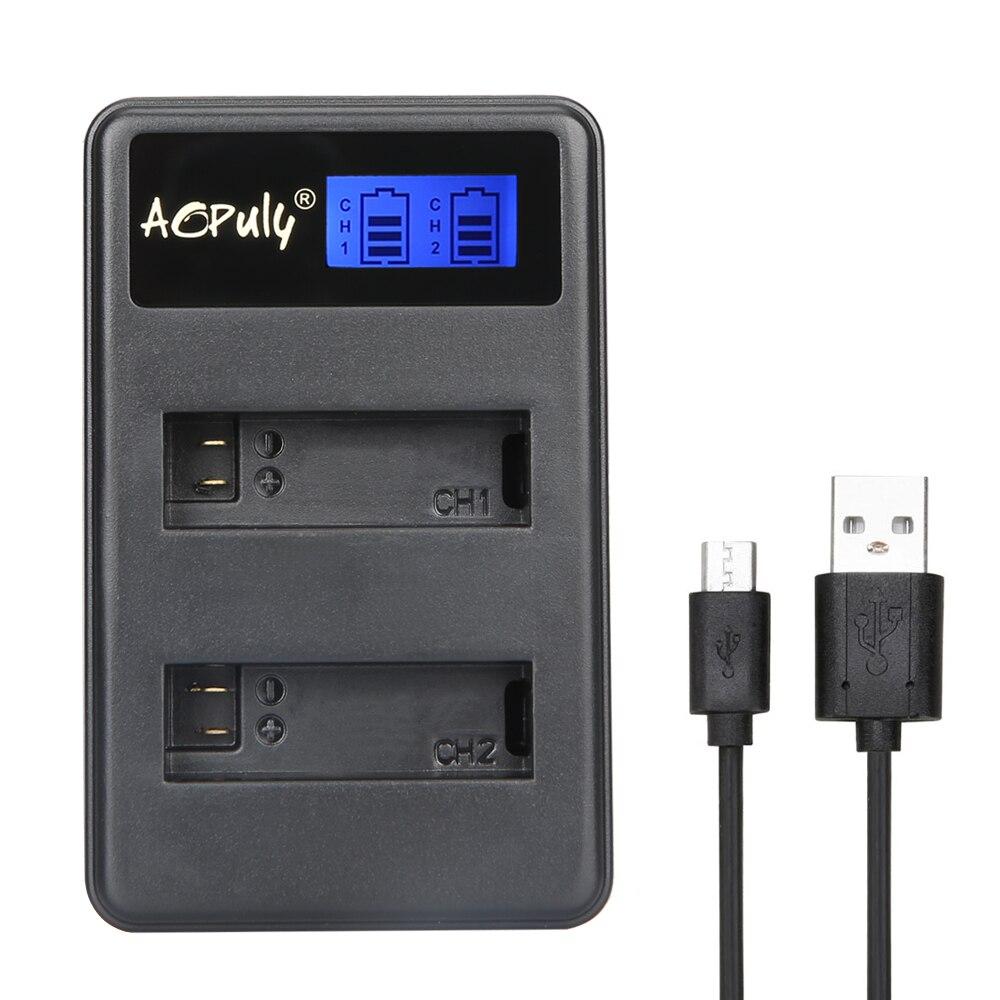 Baterias Digitais aopuly 4 pc lcd sjcam Modelo Número : SJ 4000 5000 6000 7000 Bateria + Charger