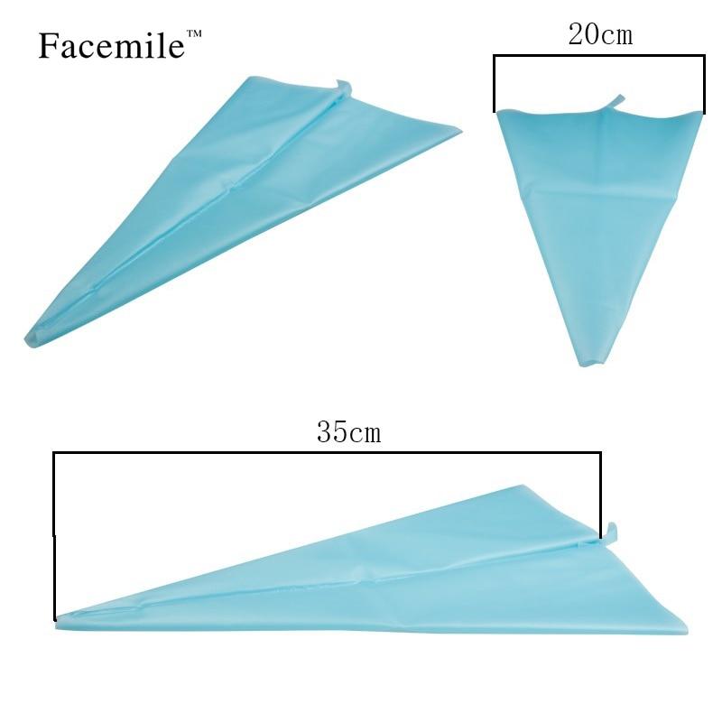 Facemile 3pcs / set Қайта қолданылатын - Тағамдар, тамақтану және бар - фото 2