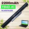 2200 мАч Аккумулятор для HP Pavilion Sleekbook 14 14 т HSTNN-YB4D 15z 14z 15 15 т 695192-001 HSTNN-PB5S HSTNN-DB4D HSTNN-YB4D VK04