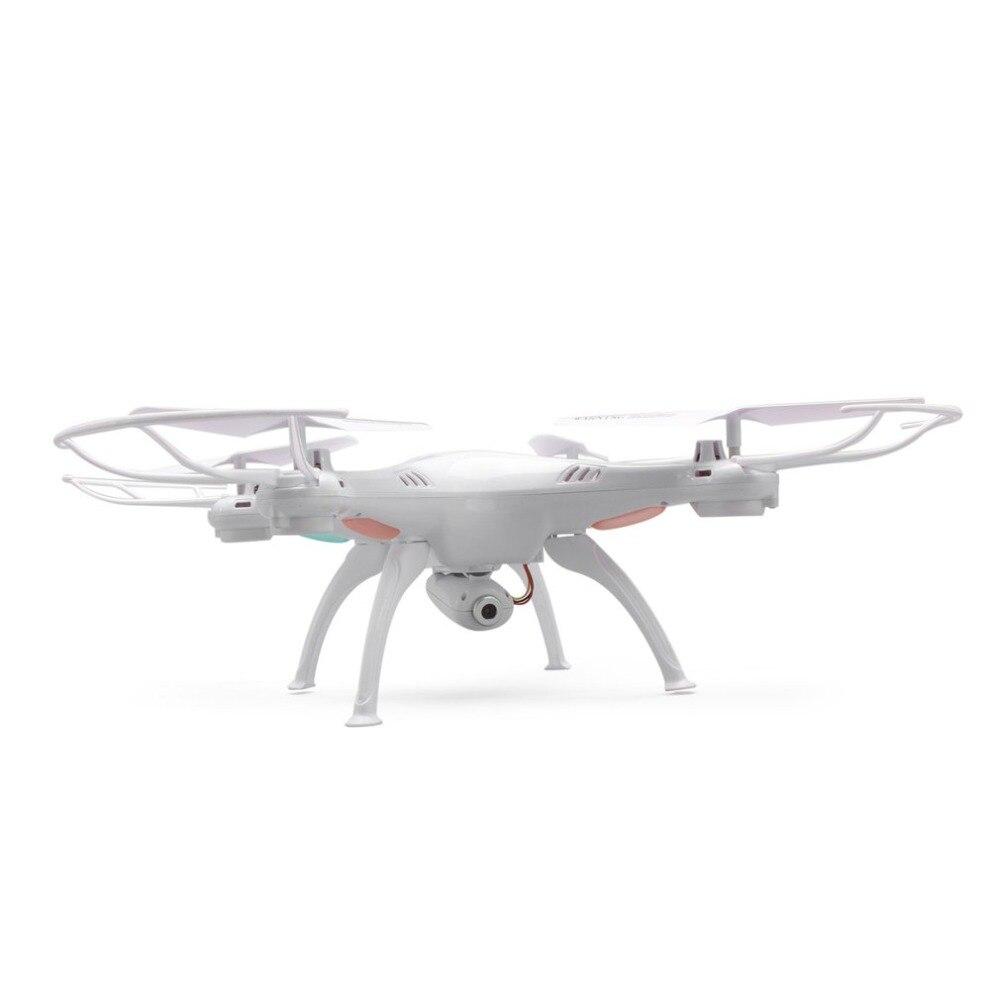 Drone Original SYMA X5SC 2.4G avion intelligent RC quadrirotor avec caméra HD 720P Mode sans tête Mode de rotation 3D