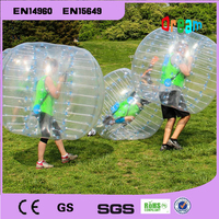 Free Shipping 1.5m PVC Bubble Soccer For Adults Bubble Football Bumper Inflatable Human Hamster Ball Zorb Ball Outdoor Sport