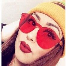 2017 TESIA Sunglasses Women Brand Transparents Clear Computer