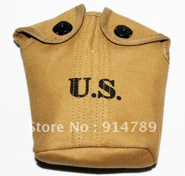 WWII US ARMY M1910 CANTEEN COVER -31001