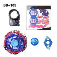 36 style choose 240pcs/lot Beyblade Metal Fury Set Big Bang PEGASIS F:D Cosmic Pegasus BB105 with Ripcord Starter BB104