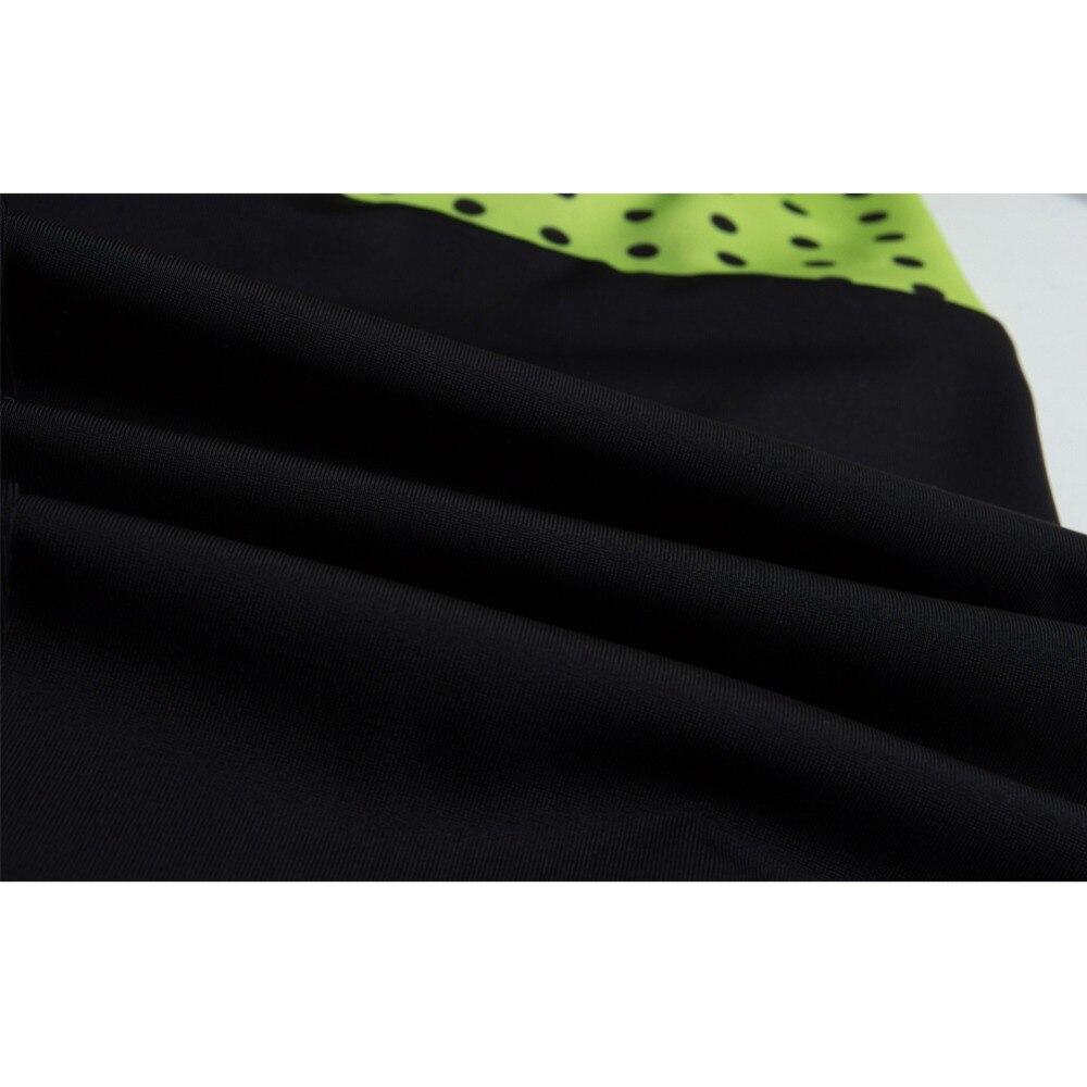 ZERO BIKE Kişi Velosiped Cersi 3D Gel Pad Bib şalvar Professional - Velosiped sürün - Fotoqrafiya 5