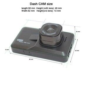Image 3 - Full HD 1080P araba dikiz kamera dvr araç kamerası kaydedicisi dashcam ayna ters kamera dvr video kaydedici ford focus için 2