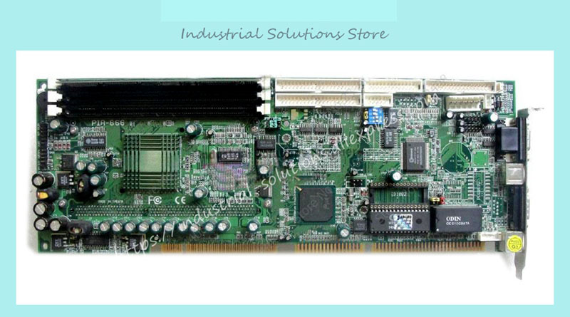 где купить  PIA-666 Industrial Motherboard Full-Length CPU Board 100% tested perfect quality  дешево