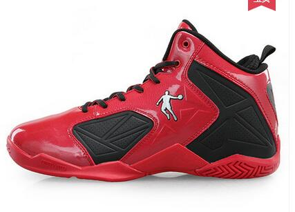 Free shipping 100% authentic Jordan basketball shoes men shoes sneakers  2016 red a92bac9e4407