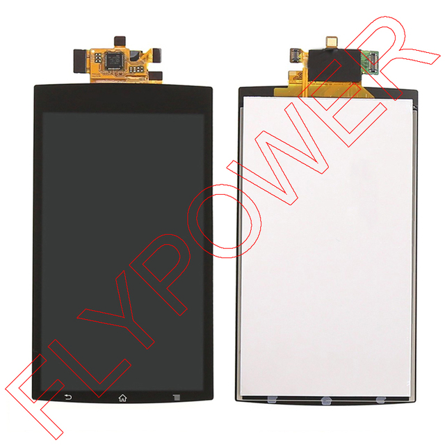 For Sony Ericsson Xperia arc X12 LT15i LT18i lcd screen display+ touch screen digitizer assembly black;100% Warranty
