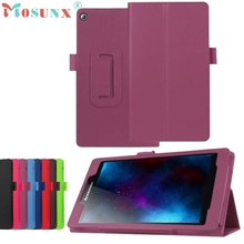 PU Leather Case Stand Cover For Lenovo Tab2 a7-20F Tablet