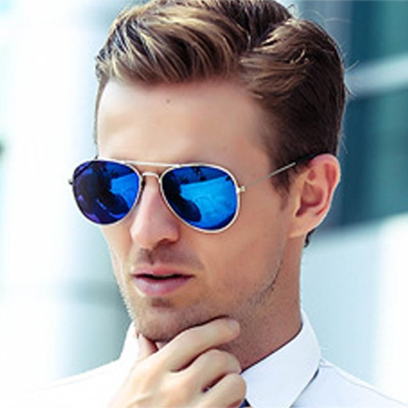 Qigge Nuevo Aviador Gafas de Sol de Marco de Metal Unisex UV400 Gafas - Accesorios para la ropa - foto 1