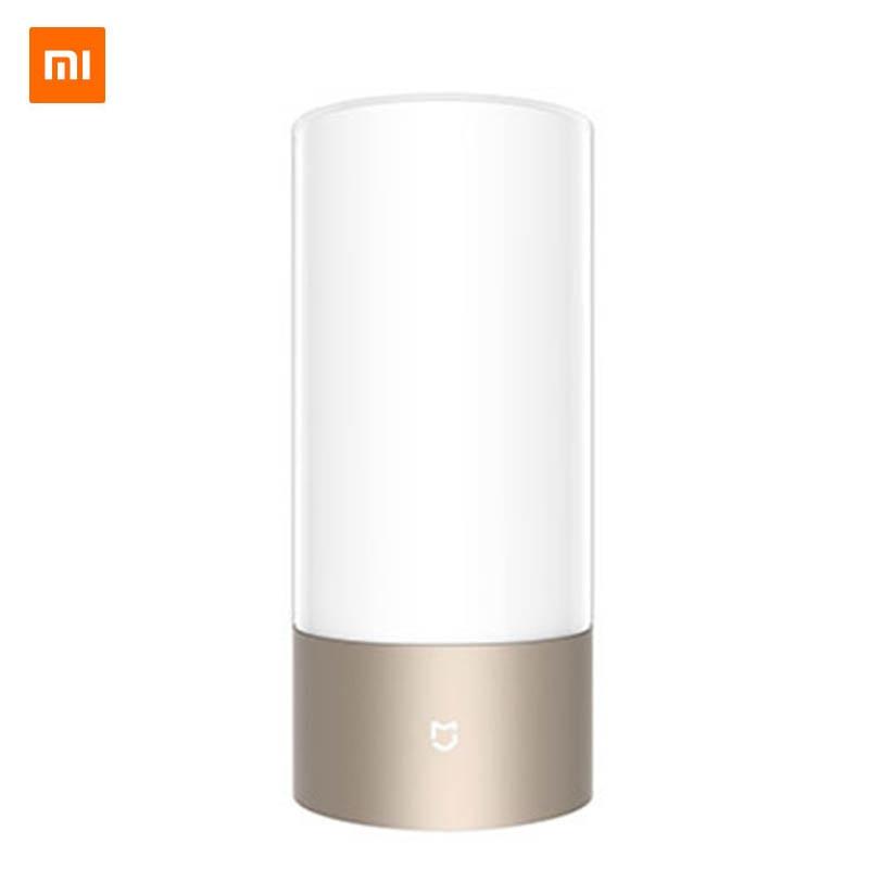 Global Version Xiaomi Mijia Yeelight LED Light Bedside Lamp Smart Indoor Night Light Remote Touch Control Wifi Smart App Control цена