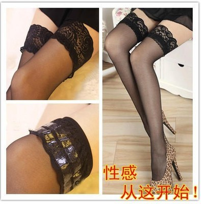Thin Lace  stockings hose for women 3
