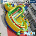 FREE SHIPPING BY SEA High Quality Inflatable Obstacle Course Inflatable Obstacle Course 2014