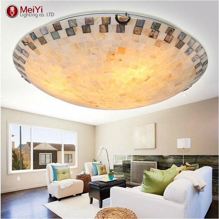 Tiffany Mediterranean style natural shell ceiling lights lustres night light led lamp floor bar home lighting Free shipping home improvement marble stone mosaic tiles natural jade style kitchen backsplash art wall floor decor free shipping lsmb101