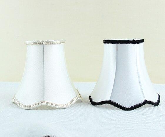 Chandelier small elegant fashion lamp shade modern light - Modern lamp shades for living room ...