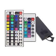 LED Controller 44 Keys 24 RGB Mini Lights IR Remote Dimmer DC12V For 3528 5050 Strip