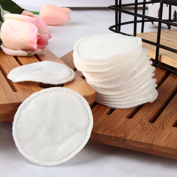 100Pcs/pack Make Up Cosmetic Cotton Pads Wipe Pads Nail Art Cleaning Pads Soft Daily Supplies Facial Cotton Makeup Remover Tool 1