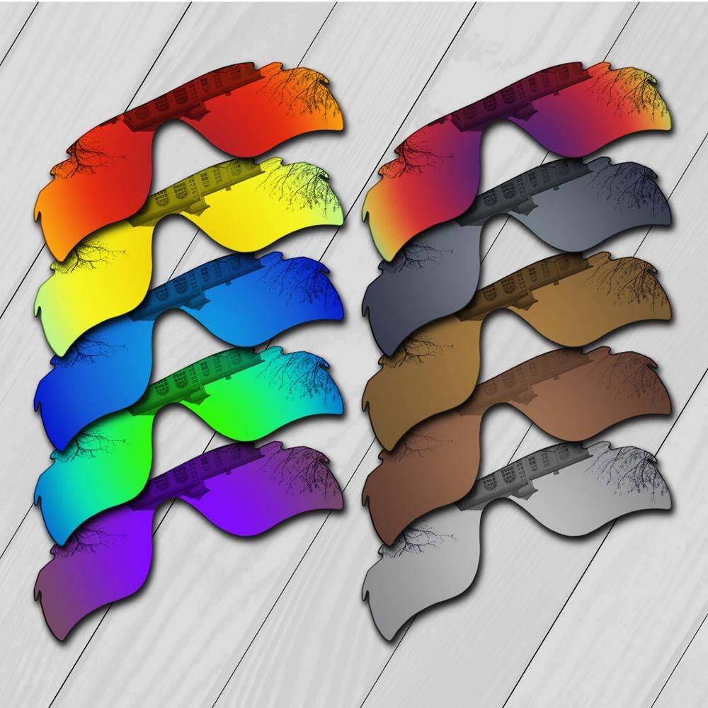 E.O.S Polarized Enhanced ReplacementLensesforOakleyRadarLock Path Vented Sunglasses - Multiple Choice