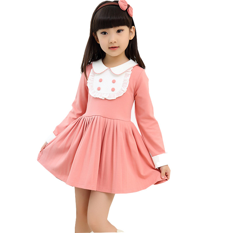 Girls Dresses. Want the prettiest apparel so your little lady can look her adorable best? Check out the beautiful assortment of girls' dresses that she can wear for a number of special occasions or everyday to school. Browse the wide selection of vibrant colors and fun patterns for designs that make her stand out.