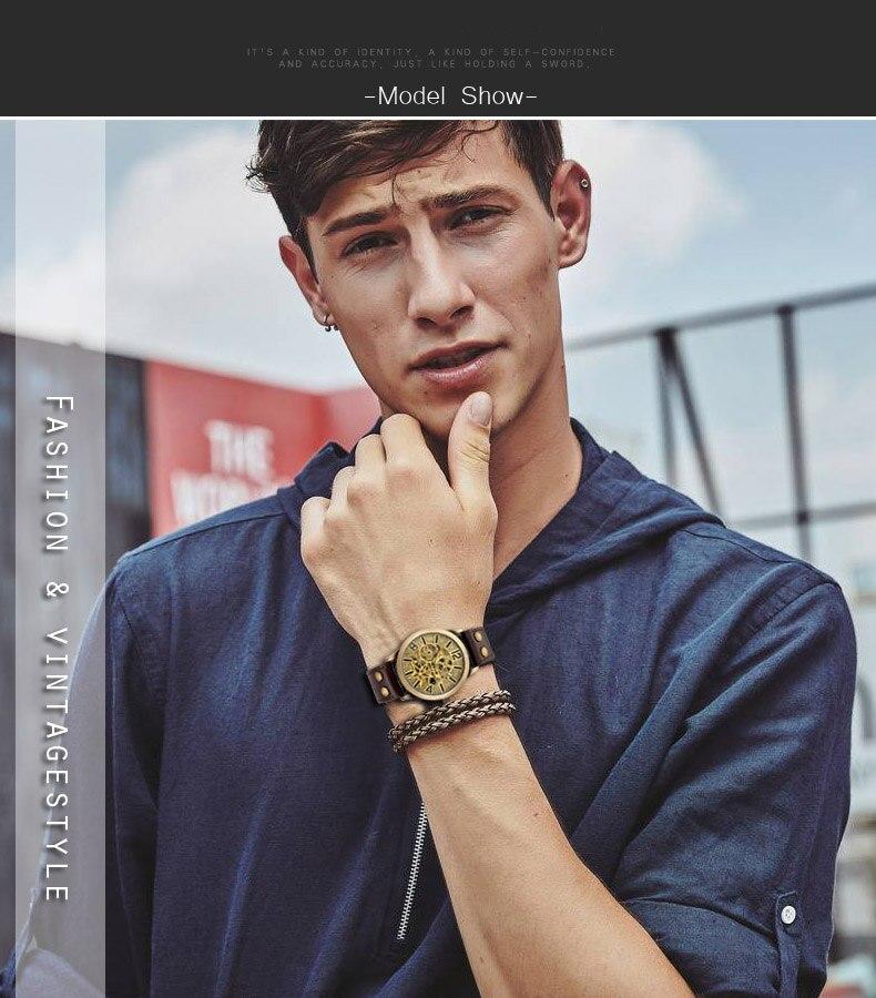 Relógio mecânico automático 2019 topo relógios de