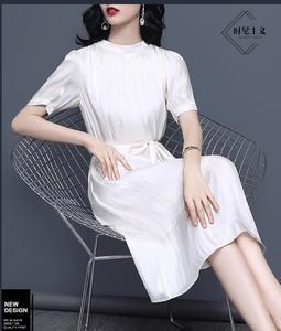 Image 1 - Robe dété a ligne pour fille en 2019
