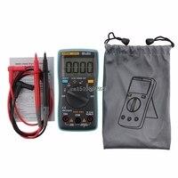 Durable Digital Multimeter 6000 Counts Backlight AC DC Meter Ammeter Voltmeter M126 Hot Sale