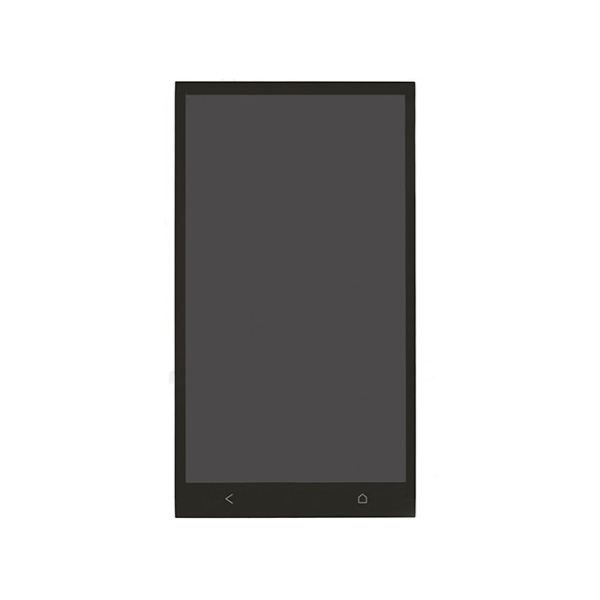 5 pcs/lot lcd display complete Touch screen assembly for HTC One M7 801E Replacement LCD Free shipping + Tracking NO