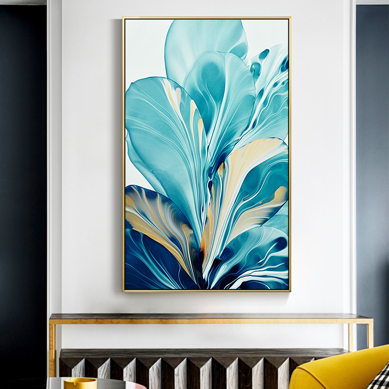 Abstract Ink Splash Creative Canvas Painting Poster New Chinese Style Print For Living Room Bedroom Wall Art Picture Home Decor