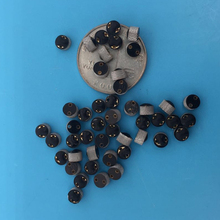 diameter 5mm thickness 3mm UHF RFID mini metal tags RF passive cards for tools management