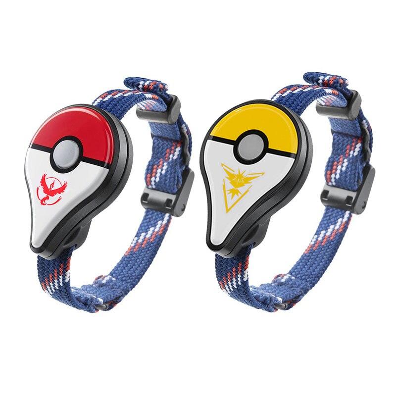 Pour Pokemon Go Plus Bracelet Bluetooth montre Bracelet pour Nintendo balles Bracelet intelligent pour Pokemon GO Plus
