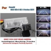 For Suzuki SX4 SX 4 SX 4 Sedan MK1 Car Intelligent Parking Tracks Camera / HD Back up Reverse Camera / Rear View Camera
