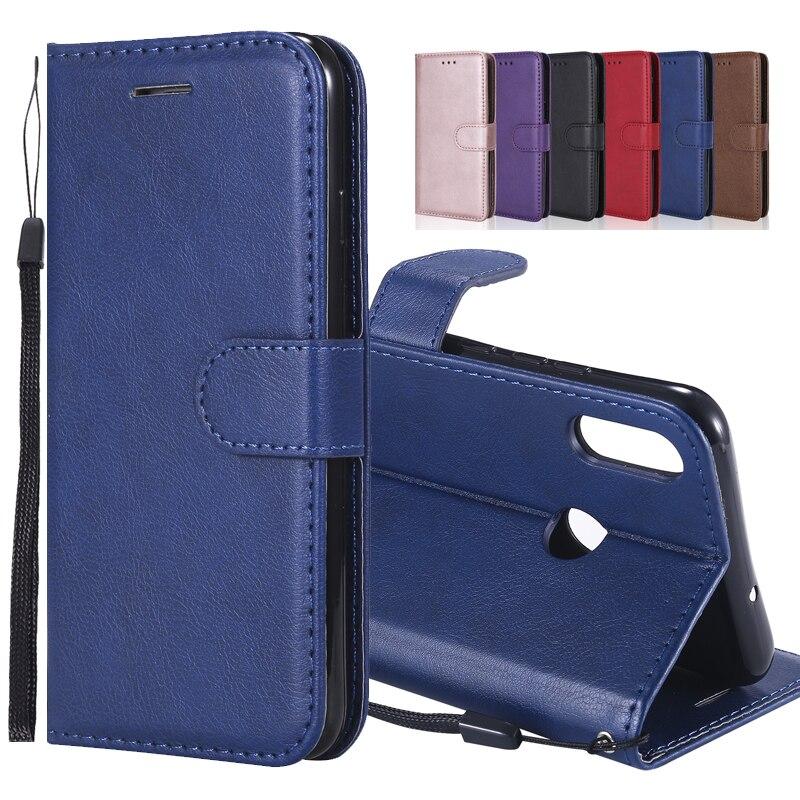 buy outlet preview of € 3.66 20% de réduction|Étui à rabat en cuir pour Huawei Honor 8X  portefeuille souple porte cartes en silicone Coque de téléphone de luxe  pour Huawei ...