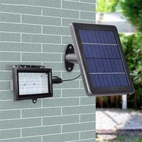 Solar Powered Outdoor Lamps Courtyard Landscape Street LED Lighting 30LED Light Sensor Security Emergency Garden Flood Lights 2W