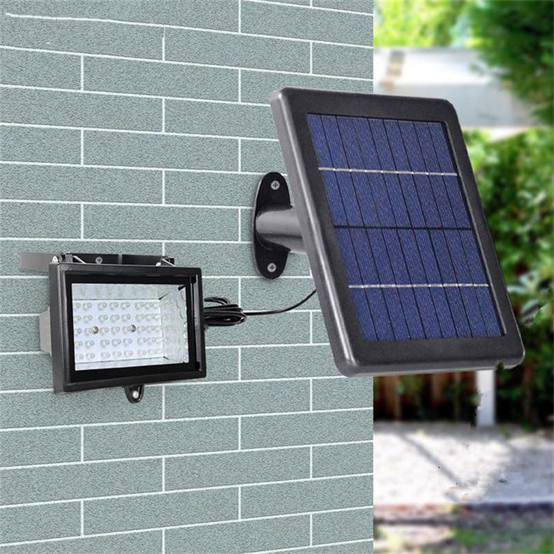 Solar Powered Outdoor Lamps Courtyard Landscape Street LED Lighting 30LED  Light Sensor Security Emergency Garden Flood Lights 2W