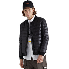 New Autumn Winter Man Duck Down Jacket Ultra Light Thin Plus Size Bomber Jackets Men Stand Collar Outerwear Coat