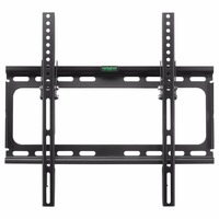 Suptek TV Wall Mount Tilting Bracket For Most 26 55 Inch LED LCD Plasma TVs Up