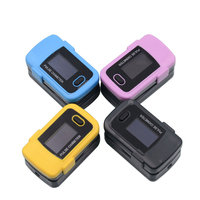 YE Pulse Oximeter Fingertip blood oxygen saturation SpO2 PR monitor OLED Saturation Meter Pulse oximeter a finger with carrying
