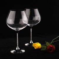 Fast Delivery Wine Glass Cup For Wedding Free Shipping