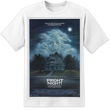 New T Shirts Funny Tops Tee Shirt FRIGHT NIGHT MOVIE POSTER T SHIRT ( S -  3XL ) HUGE PRINT VINTAGE RETRO HORROR 6aeec4b77