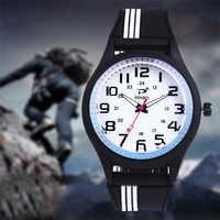 Reloj de marca de moda Casual PINBO para hombre, hebilla de correa de silicona para deporte al aire libre, reloj de pulsera de cuarzo para hombre
