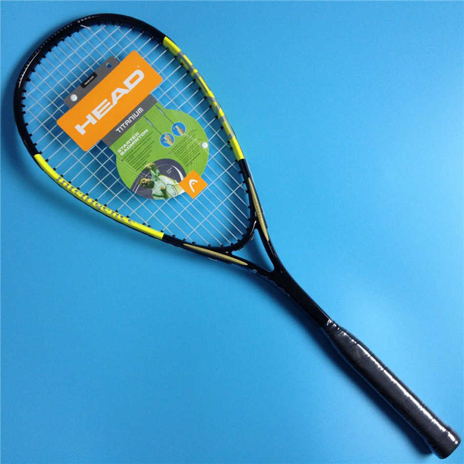 Composites Carbon Head Squash Racket Head Squash Racquets With Squash String Bag Speed Sports Training Head Raquete De Squash