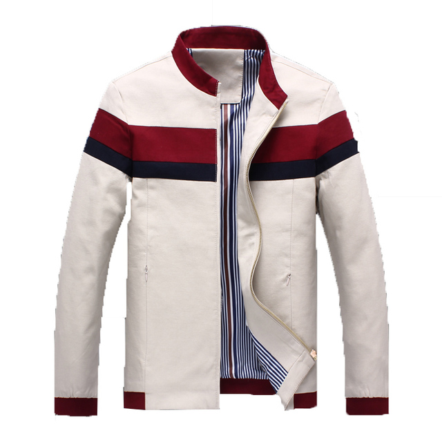 dc1fac62f960b US $21.99 54% OFF|HCXY 2018 new spring Jacket Men Slim Fit Mens Designer  jackets and coats man Clothes Cotton Men Casual Jacket-in Jackets from  Men's ...
